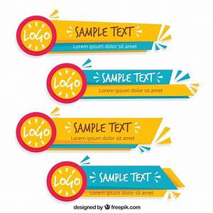 Banner Vectors, Photos and PSD files Free Download
