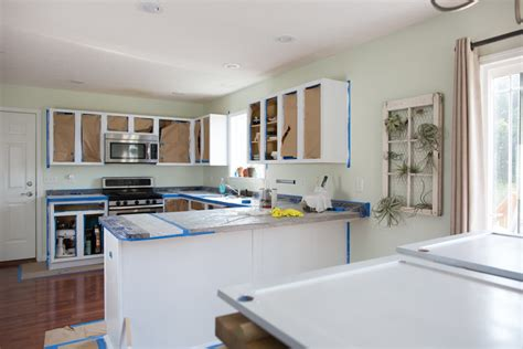cost  paint kitchen cabinets kitchn