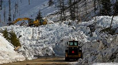 Idaho Avalanche Weather Transportation Nws Department Center