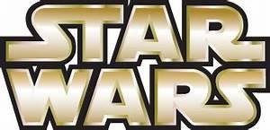 Star Wars Schriftzug : vinilo logo guerra galaxias dorado tenvinilo ~ A.2002-acura-tl-radio.info Haus und Dekorationen
