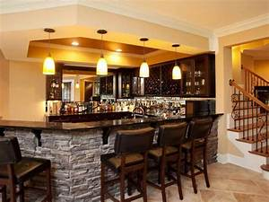 cool basement bar ideas 20 designs enhancedhomesorg With fun basement basement bar ideas
