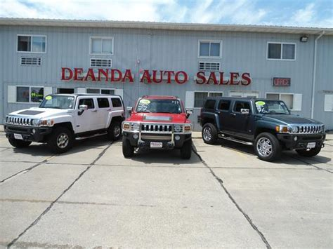 de  auto sales south sioux city ne  car