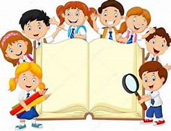 Image result for photo of kids writing books