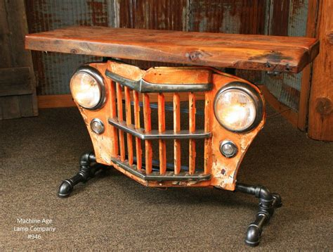 end table coffee table furniture cool handmade 20 images 35 Steunk
