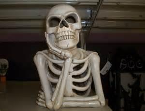 Me Waiting Skeleton
