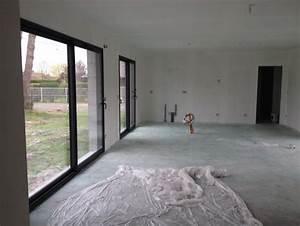 peinture d39un mur salon cuisine ouverte With quelle couleur peindre un couloir 2 un couloir noir par a part ca