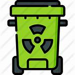 Bin Waste Icon Icons