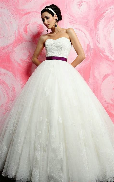 puffy wedding dresses ideas wohh wedding