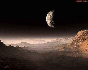 Pictures From Mars at Night (page 2) - Pics about space