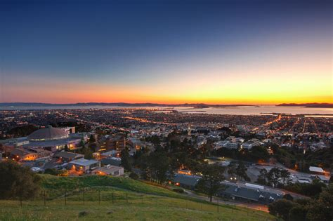Life Of Lights by File Dusk In The Berkeley Hills Flickr Joe Parks Jpg