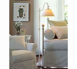 adair floor lamp pottery barn living room pinterest With adairs flooring