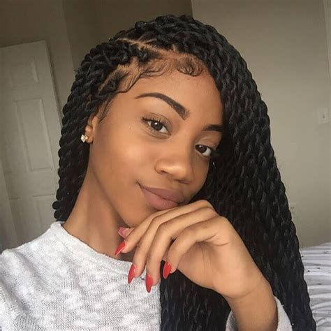 Different Hairstyles For Twists by 50 Beautiful Ways To Wear Twist Braids For All Hair