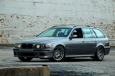M5 Wagon by Bmw Never Made An M5 E39 Touring So This Did It For