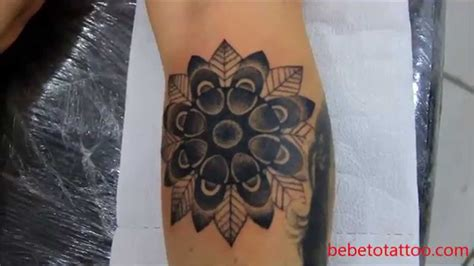 bebeto tattoo studio tatuagem de pontilhismo