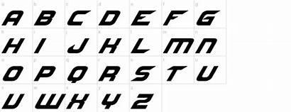 Font Nfs Fonts Urbanfonts Characters Samples