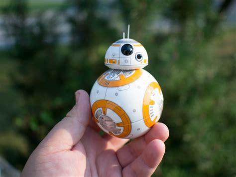 Bb-8 By Sphero Is Every Star Wars Fan's Dream Robot