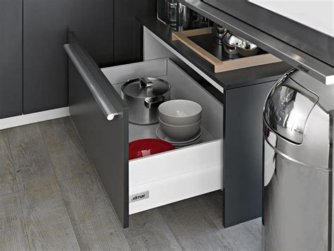 modern italian kitchens  modular cabinets colorful compositions