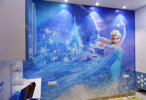 wallpaper printing  residence  home decor