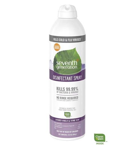 Disinfectant Spray - Lavender Scent | Seventh Generation
