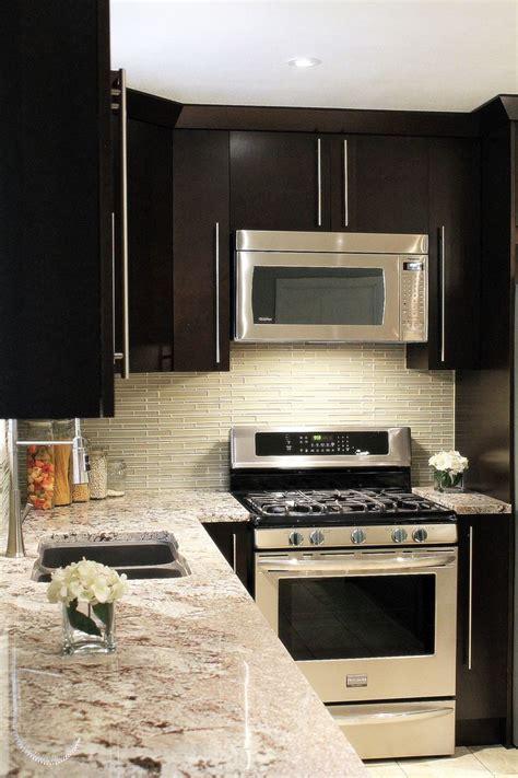 kitchen backsplash tiles toronto linear glass tile backsplash from toronto 39 s midgley