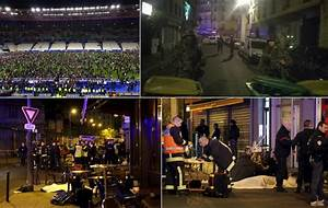 Paris Terror Wave Who Did It And Why On Friday The 13th