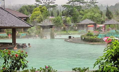 ciater hot spring bandungs gift  relaxation