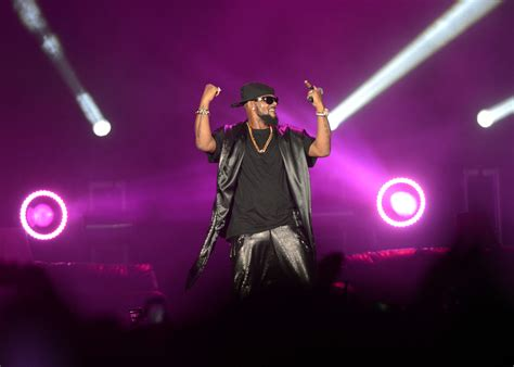 R Kelly Cancels Los Angeles Show Amid Cult Allegations