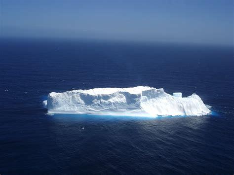 Atlantic Ocean Titanic Iceberg