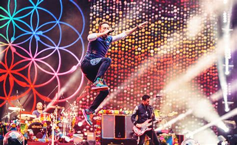 Coldplay A Head Full Of Dreams Tour Extended Into 2017