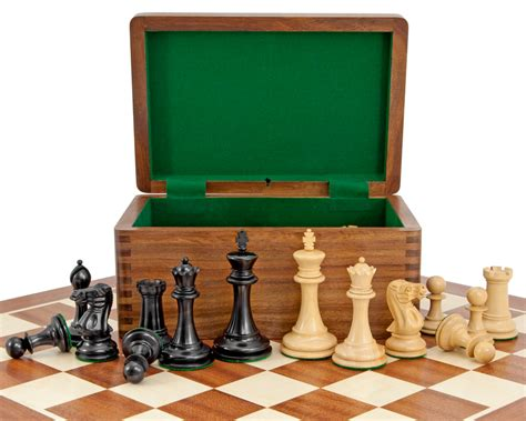 mahogany chess set elite mahogany chess set rcpb185 163 3945