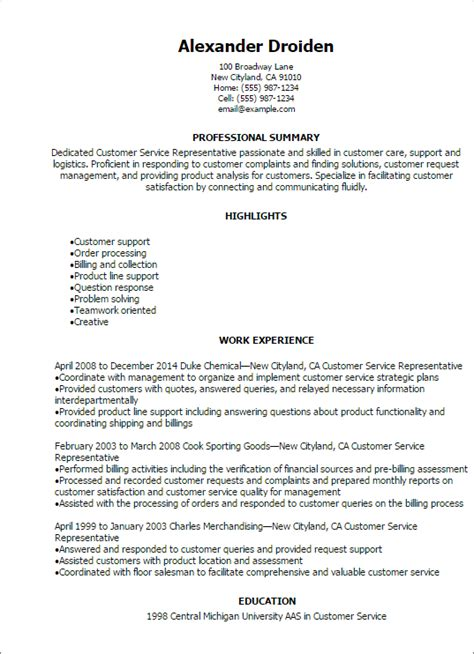 Billing analyst resume