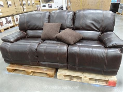 cheers leather sofa costco cheers clayton motion leather loveseat