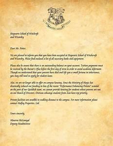 hogwarts acceptance letter template printable harry potter With original hogwarts acceptance letter