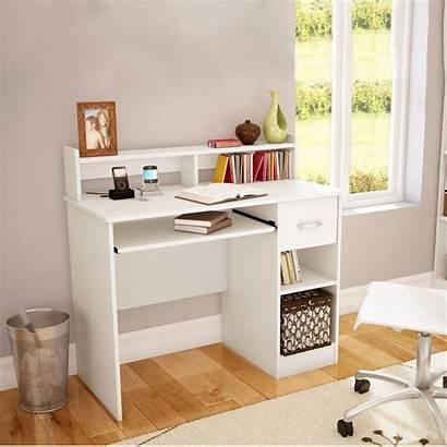 Desk Office Computer Shelf Table Laptop Drawer