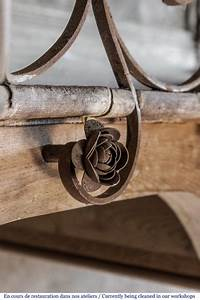 Rambarde Fer Forgé : bel escalier en colima on et rambarde en fer forg d cor ~ Dallasstarsshop.com Idées de Décoration