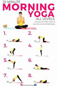 Free Youtube Video  10 Minute Morning Yoga For Beginners