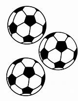 Soccer Ball Coloring Pages Balls Printable Sports Football Drawing Plate Soccerball Stickers Clip Boys Clipart Getdrawings Insert Printing Clipartmag Getcolorings sketch template