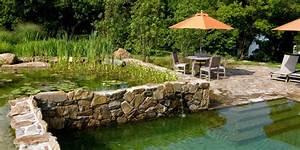 comment construire sa piscine naturelle avantages et With comment construire une piscine naturelle