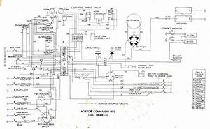 Norton Commando 750 Wiring Diagram