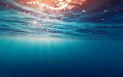 Sun Underwater Rays Water Backgrounds Desktop Wallpapers