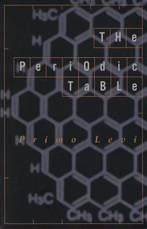 periodic table  primo levi reviews discussion