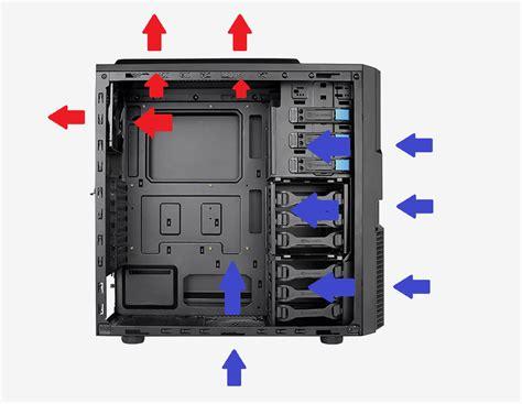 biggest pc case fan share your case airflow fan setup techpowerup forums