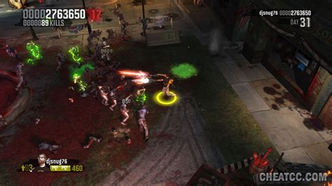 zombie apocalypse screenshots games ps3 xbox playstation cheatcc xbox360 players