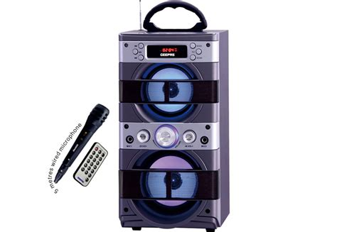 Home Theater System   Portable Mini USB Speaker   GMS8480   Geepas For You. For life.