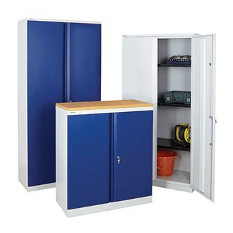 Metal Cupboards by Lockers Cabinets Cupboards