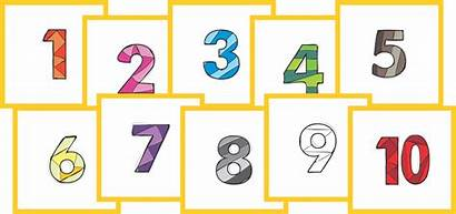 Numbers Number Cards Learn Worksheets Card Pick