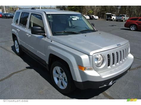 silver jeep patriot 2014 bright silver metallic jeep patriot limited 79158101
