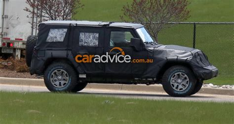 2019 Jeep Ute by 2019 Jeep Wrangler Ute To Feature Australian Input And