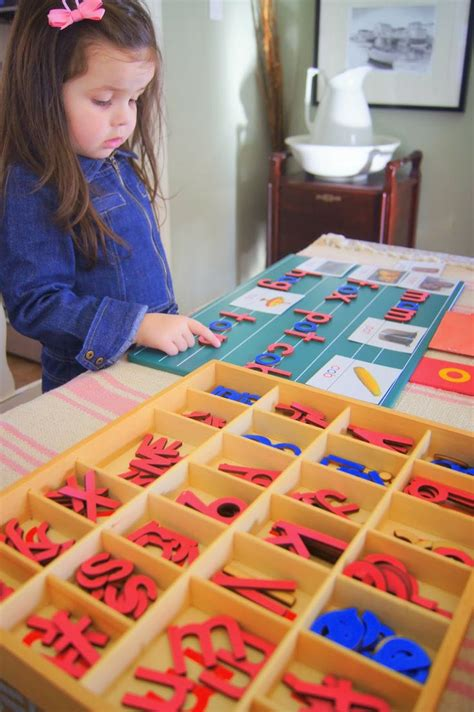 1000+ Images About Montessori Language Ideas On Pinterest  Montessori, Word Families And Sight