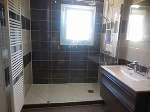 beau douche dans chambre source d39inspiration design a With petite salle de bain avec douche a l italienne
